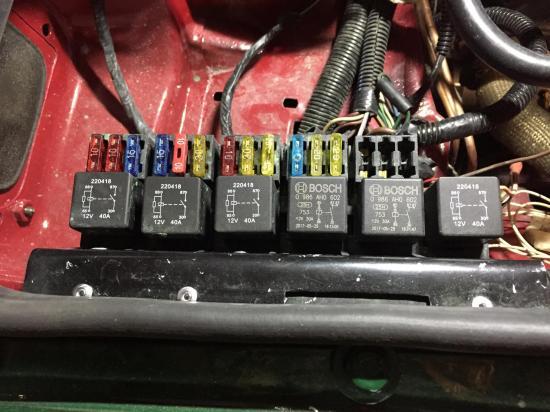 Mgb relais