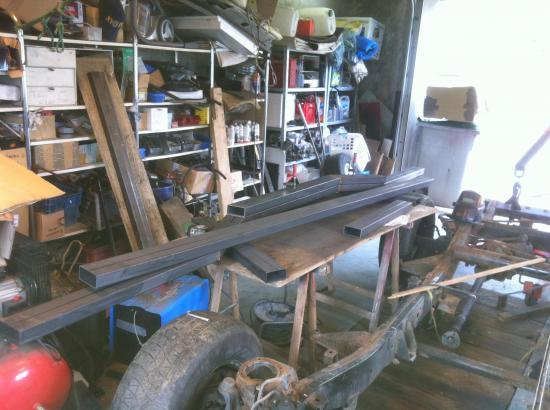 Tomcat chassis 1